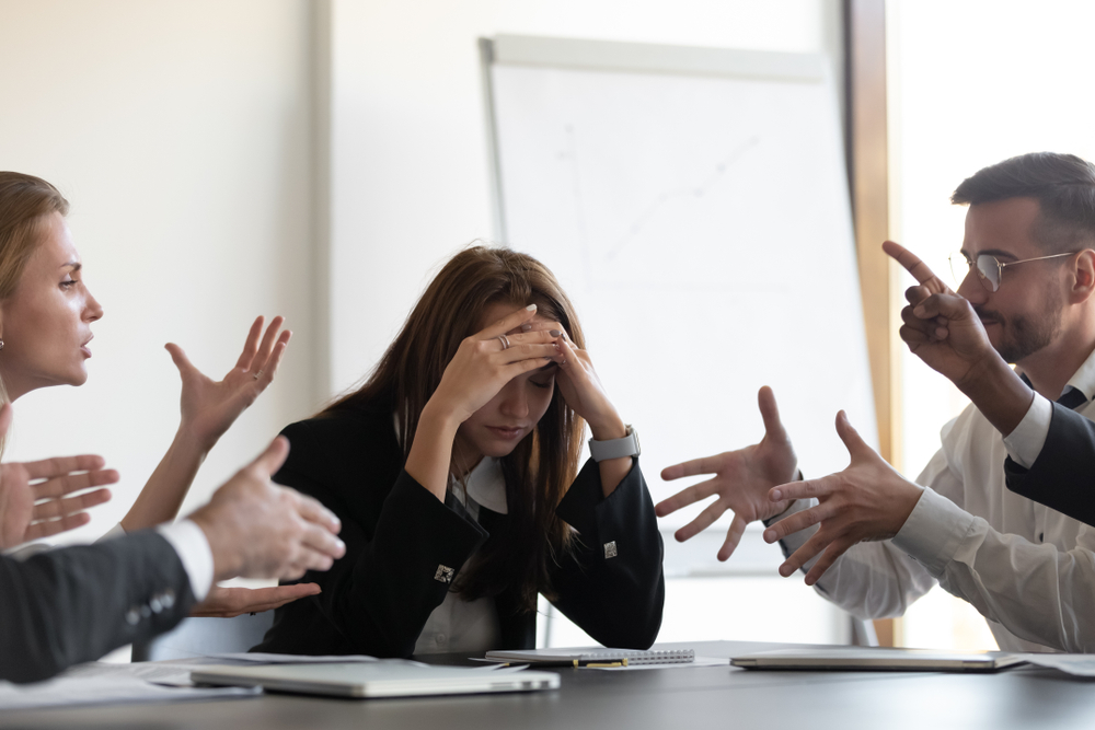 How to handle workplace conflicts