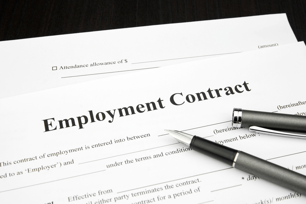 Why have employee contracts changed since the pandemic?